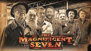 """magnificent seven"
