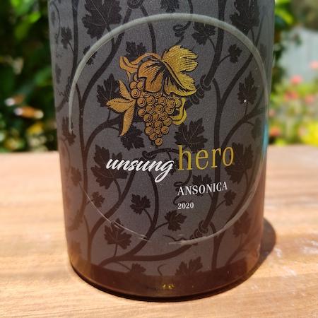 Unsung Hero Wine 2020 Ansonica