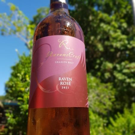 Ravens Croft Wines 2021 'Raven' Rosé