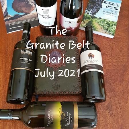 The Granite Belt Diaries July 2021