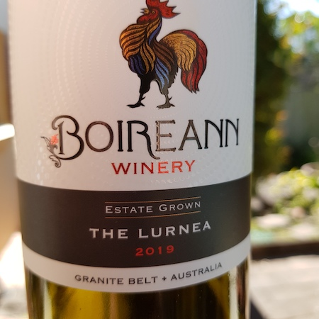 Boireann Winery 2019 The Lurnea