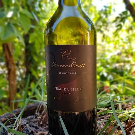 Ravens Croft Wines 2019 Tempranillo (take 2)