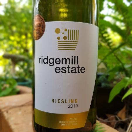 Ridgemill Estate 2019 Riesling
